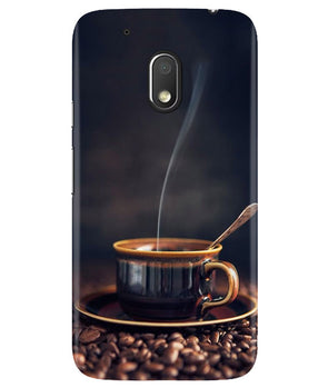 Coffee Brew Moto G4 Play Cover