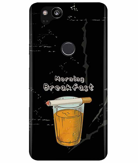 Morning Breakfast Google Pixel 2 Cover
