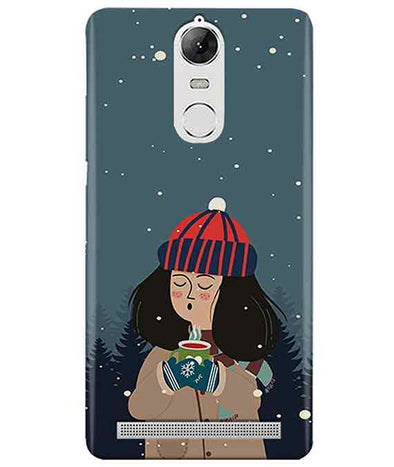 Winter Charm Lenovo K5 NoteCover
