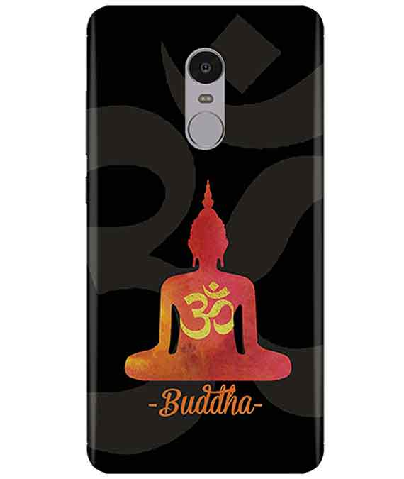 Divine Buddha Redmi Note  4 Cover