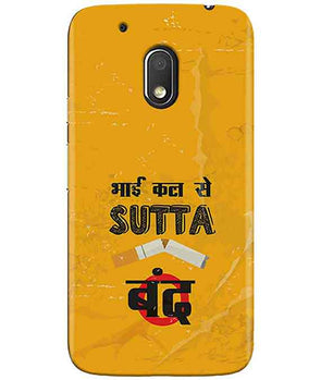 Sutta Band MOTO G4 PLAY Cover