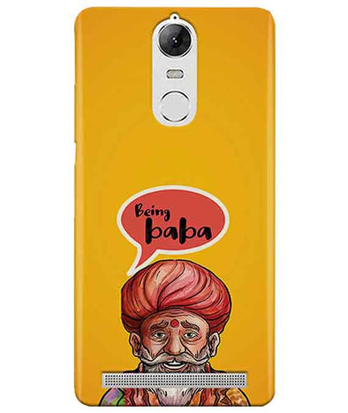 Being Baba Lenovo K5 NoteCover
