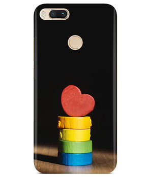 Heart Aim Redmi A1 Cover