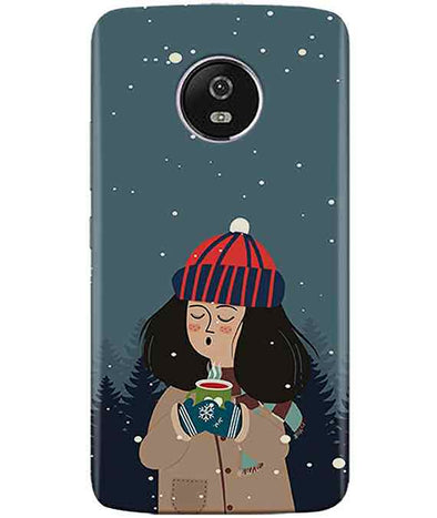 Winter Charm MOTO G5 PLUSCover