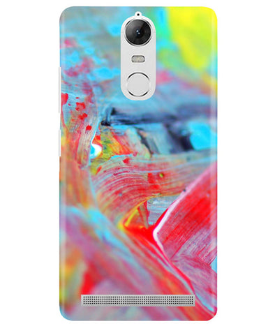 Canvas Strokes Lenovo K5 Note Cover