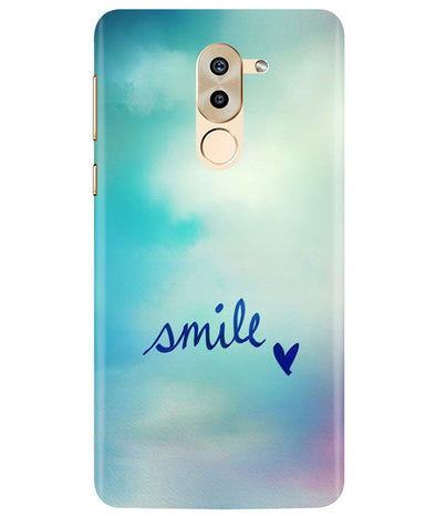 Just Smile Honor 6X Cover