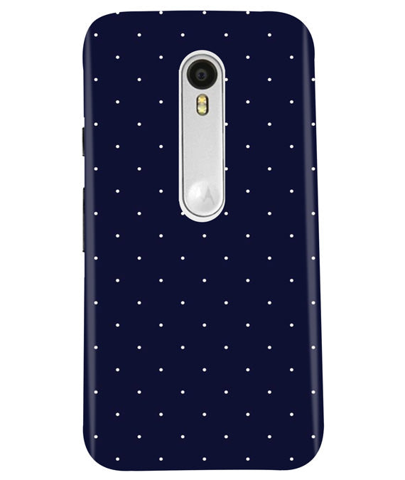 Star Nights Moto G3 Cover