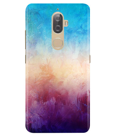 Colore Mist Lenovo K8 Plus Cover