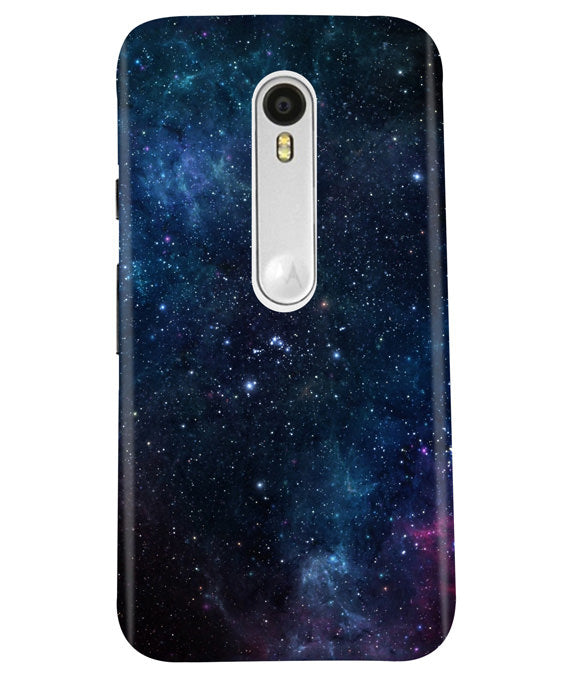 Deep in Galaxy Moto G3 Cover