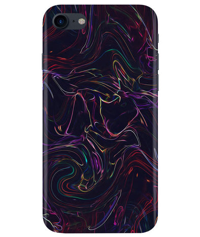 Radium Lines iPhONE 8 Cover