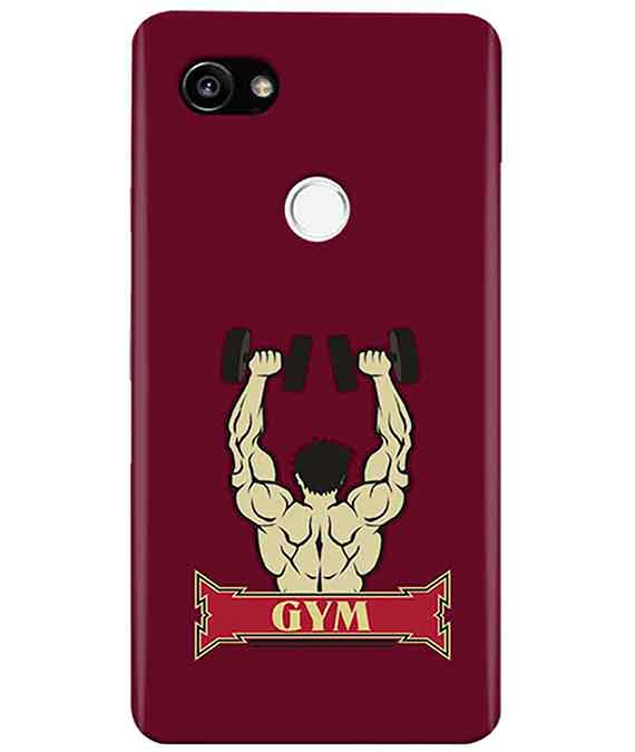 Gym Time Google Pixel 2 XL Cover