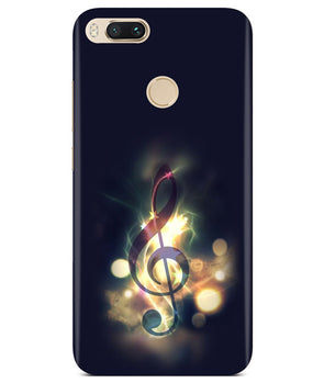 Musical End Redmi A1 Cover