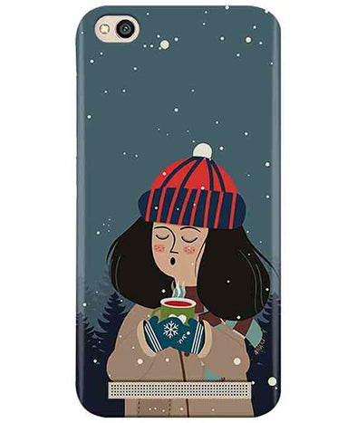 Winter Charm Redmi 5A Cover