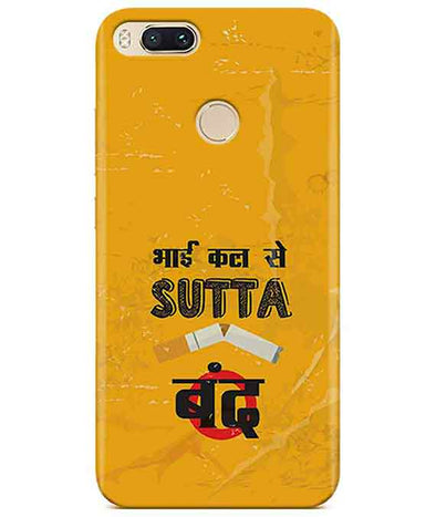 Sutta Band Redmi A1 Cover