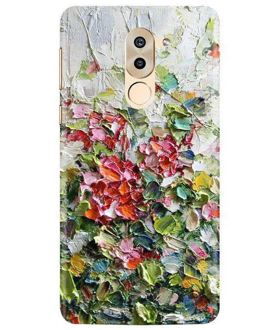 Colour Blast Honor 6X Cover