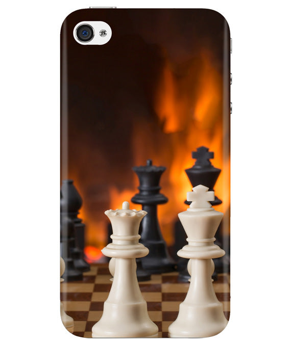 Chess Play iPhONE 4 Cover