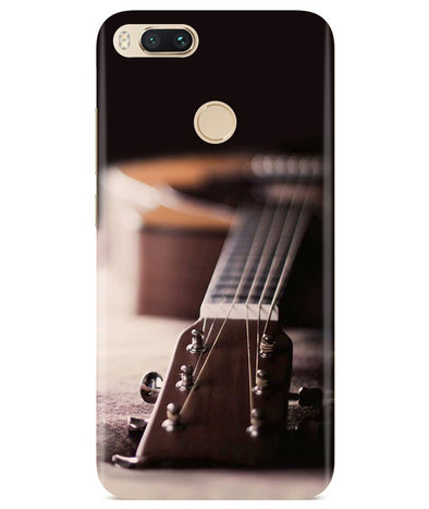 Guitar Strings Redmi A1 Cover