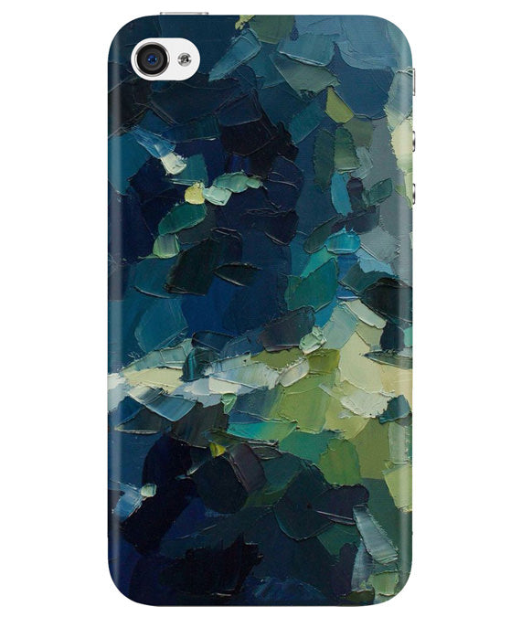 Strokes Mess iPhONE 4 Cover