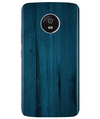 Emerald Green Woods Moto G5 Plus Cover