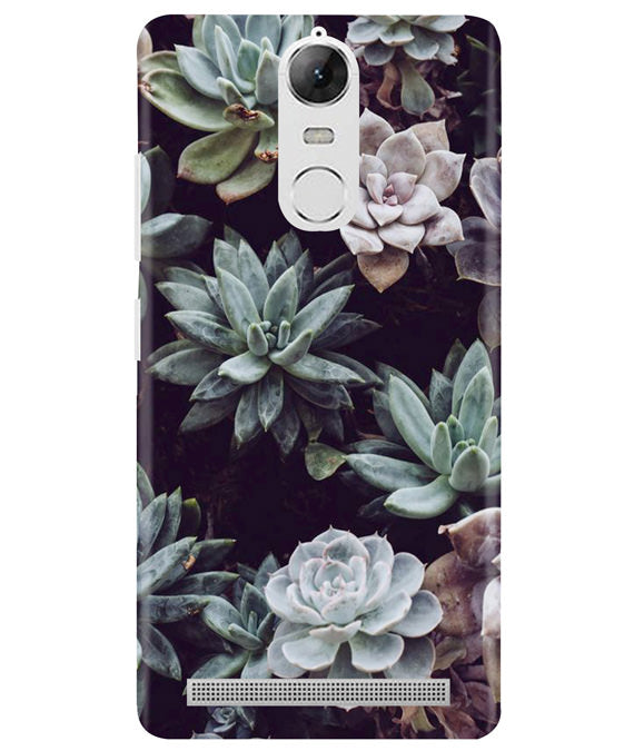 Desert Bloom Lenovo K5 Note Cover