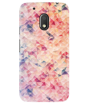 Quartz Glow Moto G4 Play Cover