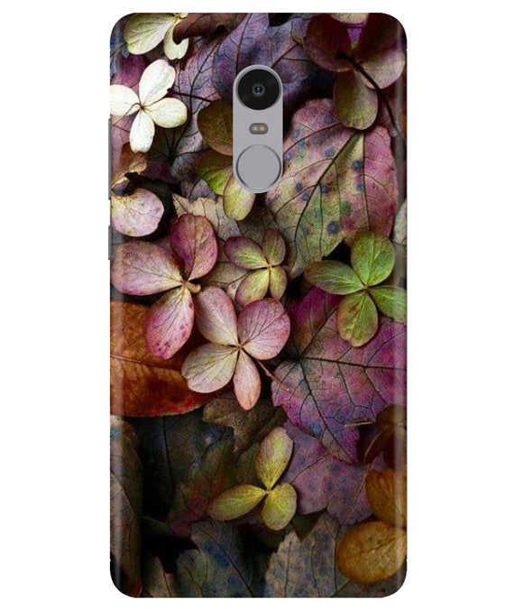 Fall Splendor Redmi Note 4 Cover