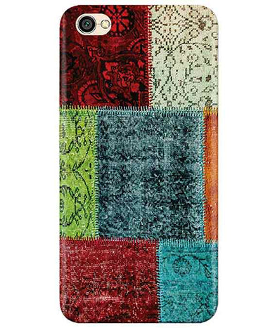 Multi-color Blocks Redmi Y1 Lite Cover