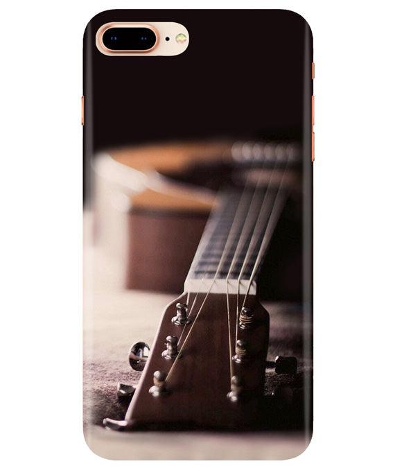 Guitar Strings iPhONE 8Plus Cover