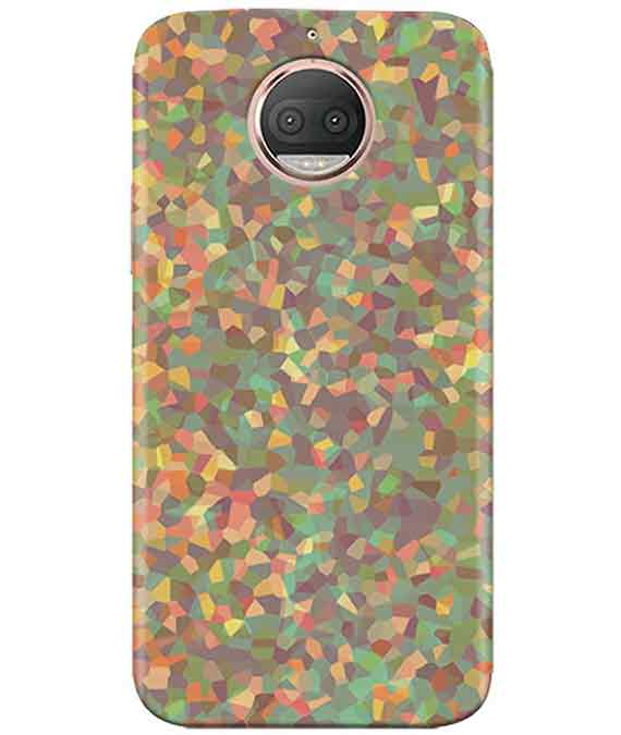 Colorful Frit Moto G5s PlusCover