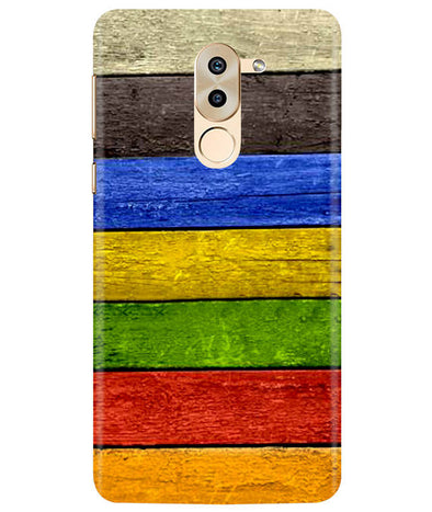 Coloured Wood Honor 6X Cover