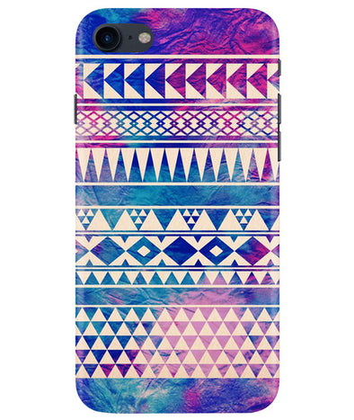 Pattern Lines iPhONE 8 Cover