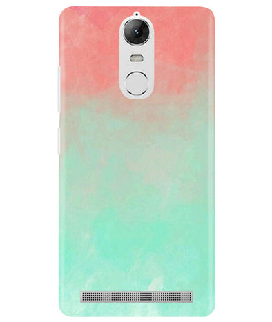 Hex Green Lenovo K5 Note Cover
