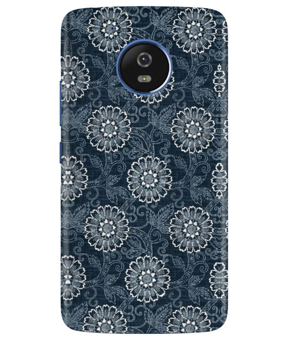 Floral Interiors Moto G5 Cover