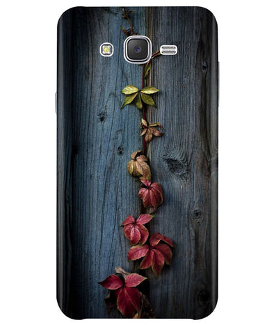 Creeper Bloom Samsung J5 2015 Cover