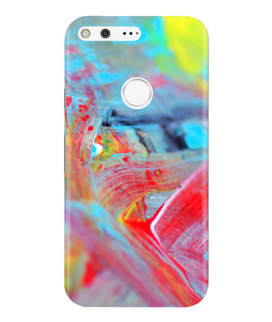 Canvas Strokes Google Pixel Cover