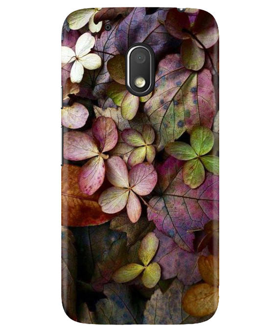 Fall Splendor Moto G4 Play Cover