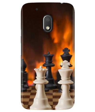 Chess Play Moto G4 Play Cover
