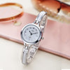 White Silver Women's Watch - Aelo