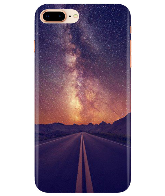One Way iPhONE 8Plus Cover
