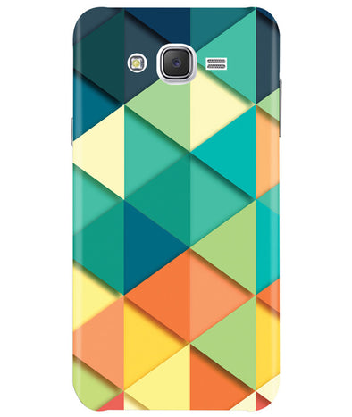 Big Retroangle Samsung J7 2015 Cover