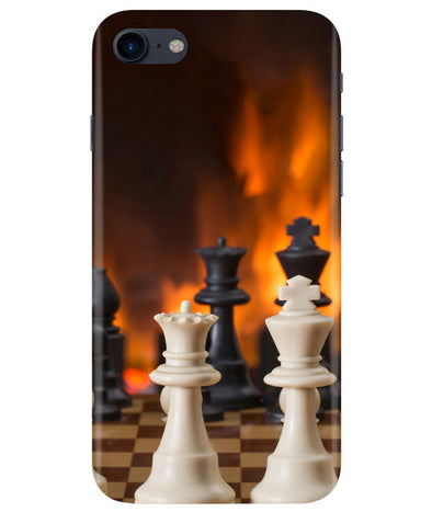 Chess Play iPhONE 8 Cover