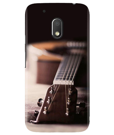 Guitar Strings Moto G4 Play Cover