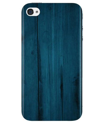 Emerald Green Woods iPhONE 4 Cover