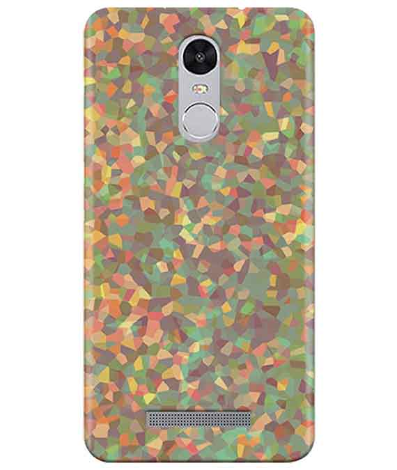 Colorful Frit Redmi Note 3 Cover