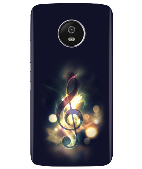 Musical End Moto G5 Plus Cover