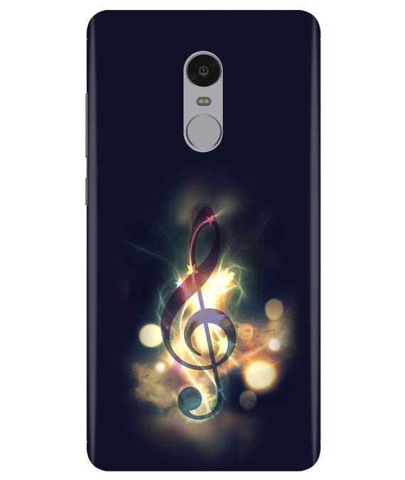 Musical End Redmi Note 4 Cover