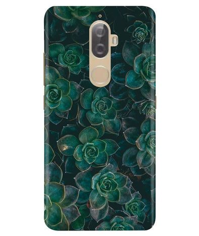 Envy Succulent Lenovo K8 Plus Cover