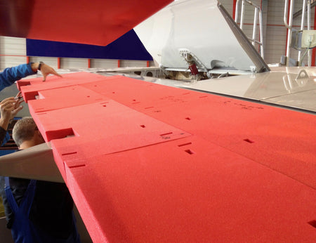 Customized Flap-Protection for Airbus Single Aisle