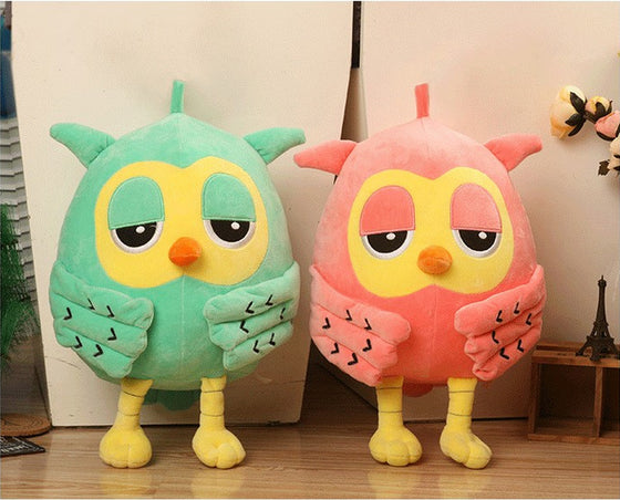 South Korea the same paragraph Korean owl plush toy doll doll birthday gift creative wedding decoration gift  ideas gift