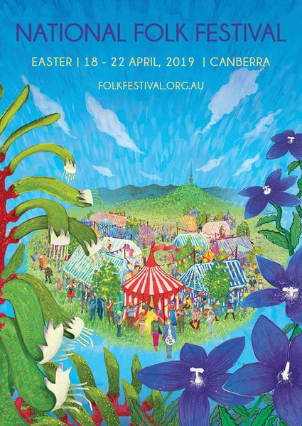 See You at the National Folk Festival